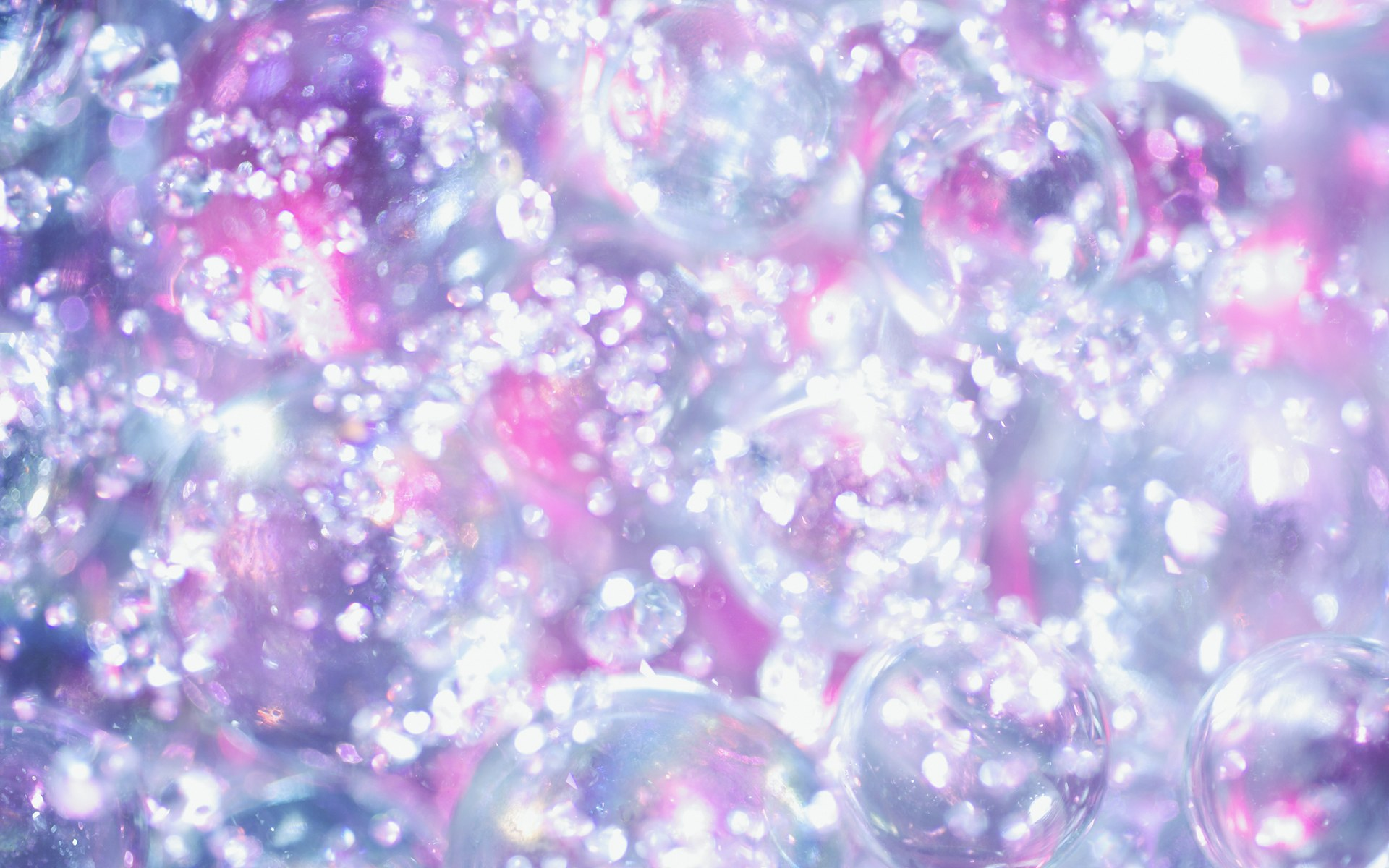 Sparkling Diamonds and Crystals   Romantic Sparkling Backgrounds 1920 1920x1200