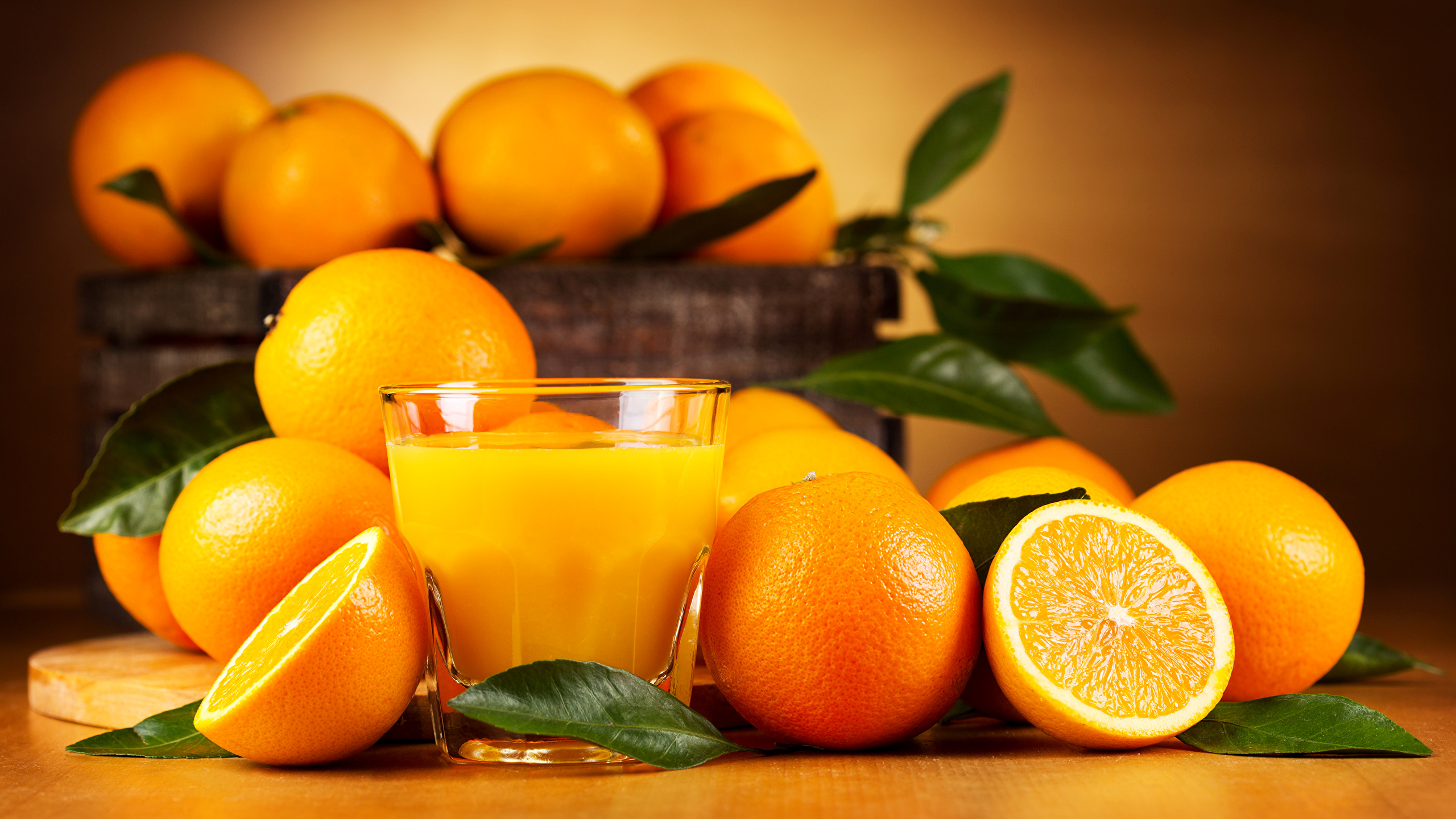 Images Juice Orange fruit Highball glass Food Citrus 2560x1440 2560x1440