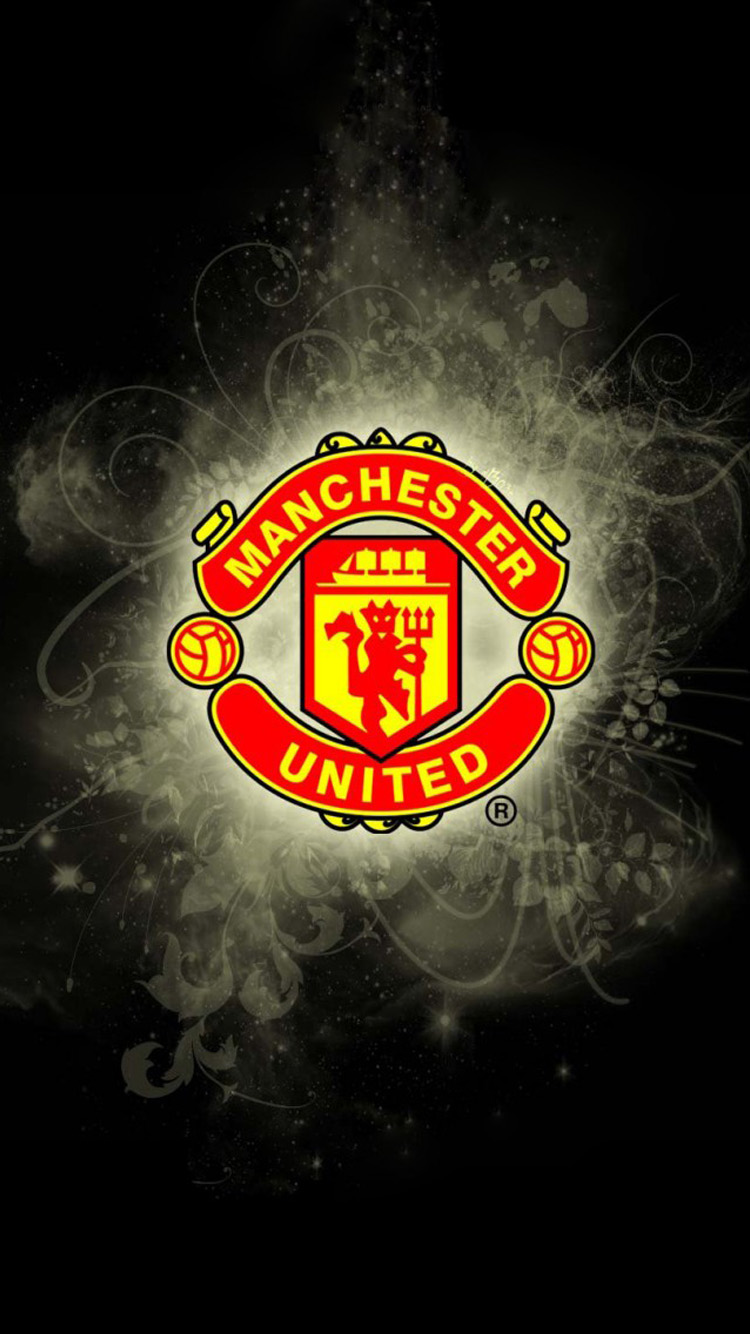 Manchester United iPhone Wallpaper - WallpaperSafari