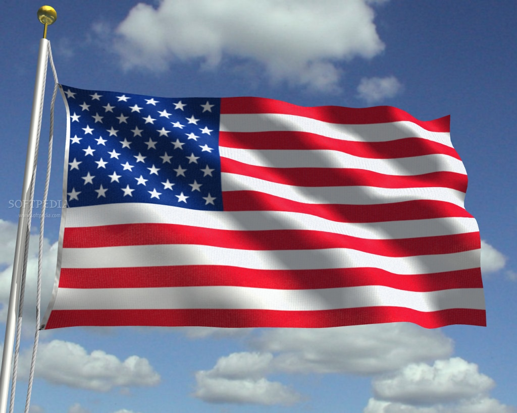 United States of America Flag Pictures 1024x819
