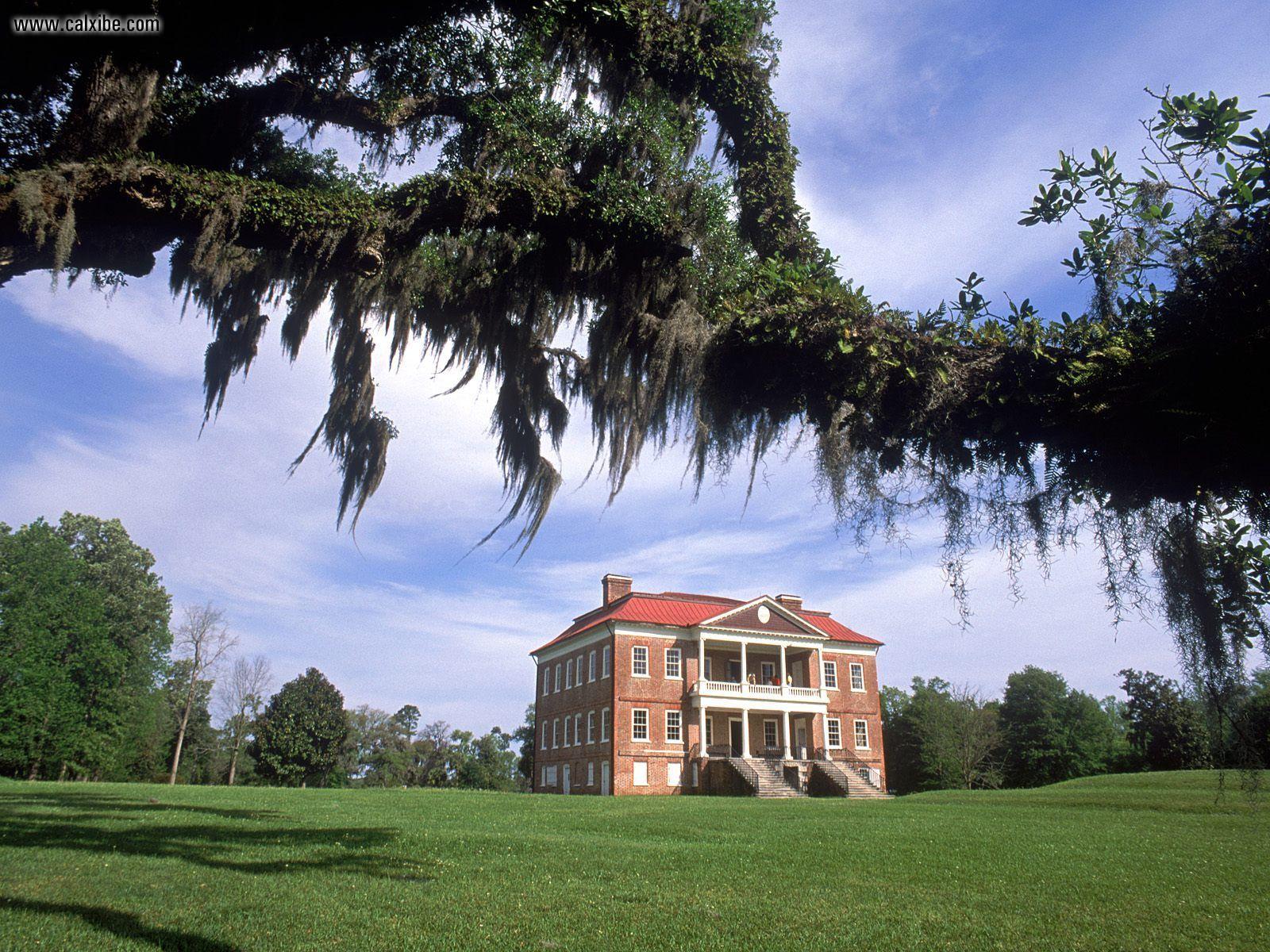 Drayton Hall Plantation Charleston South Carolina picture nr 160 1600x1200