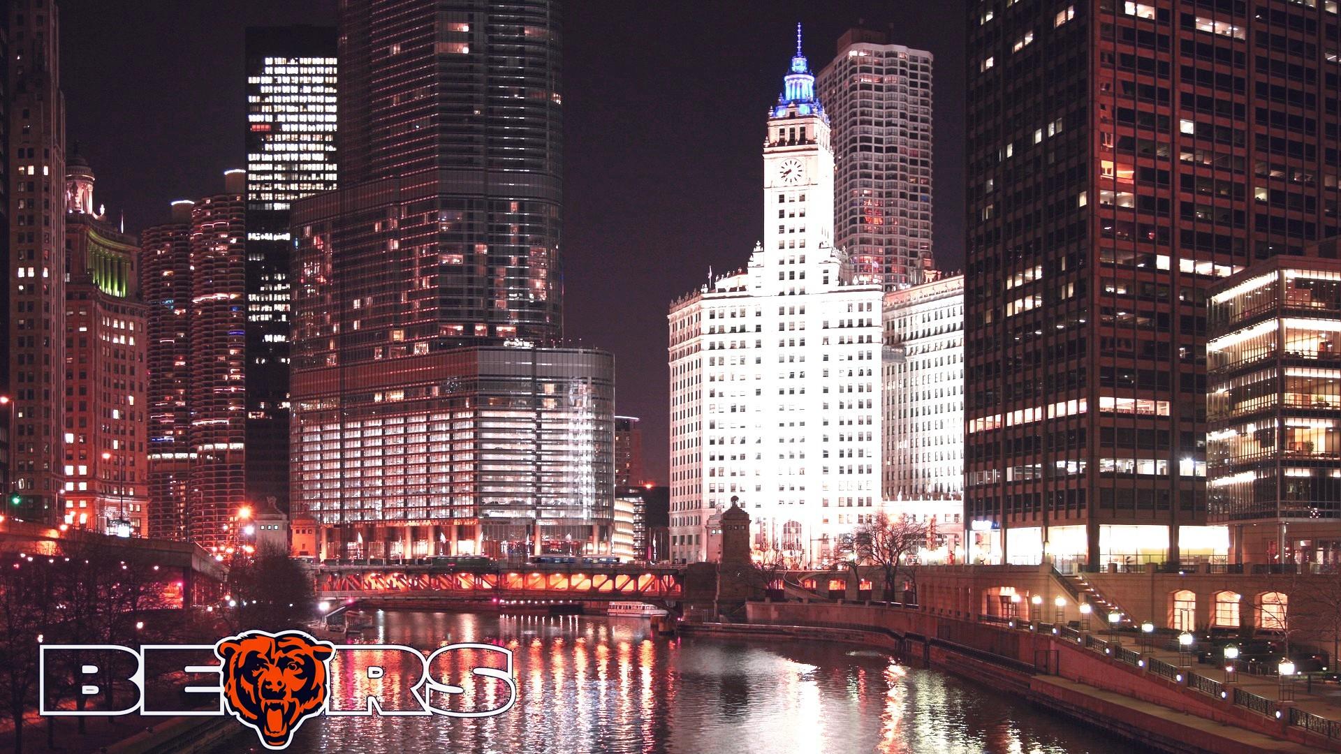 chicago bears wallpaper 1920x1080 1920x1080