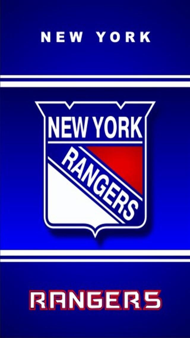 New York Rangers 2 Sports iPhone Wallpapers iPhone 5s4s3G 640x1136