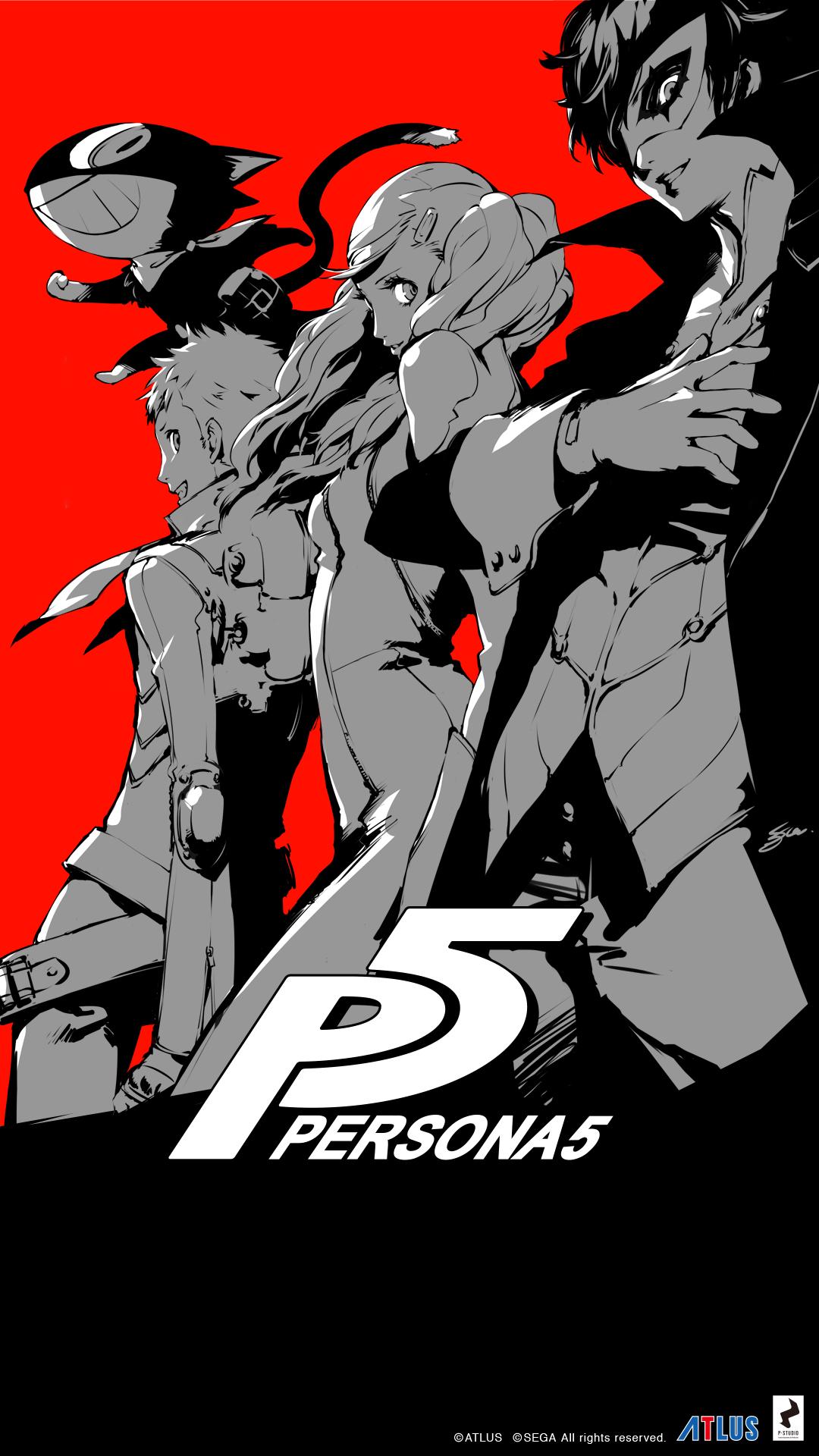 Persona 5 HD Wallpaper - WallpaperSafari