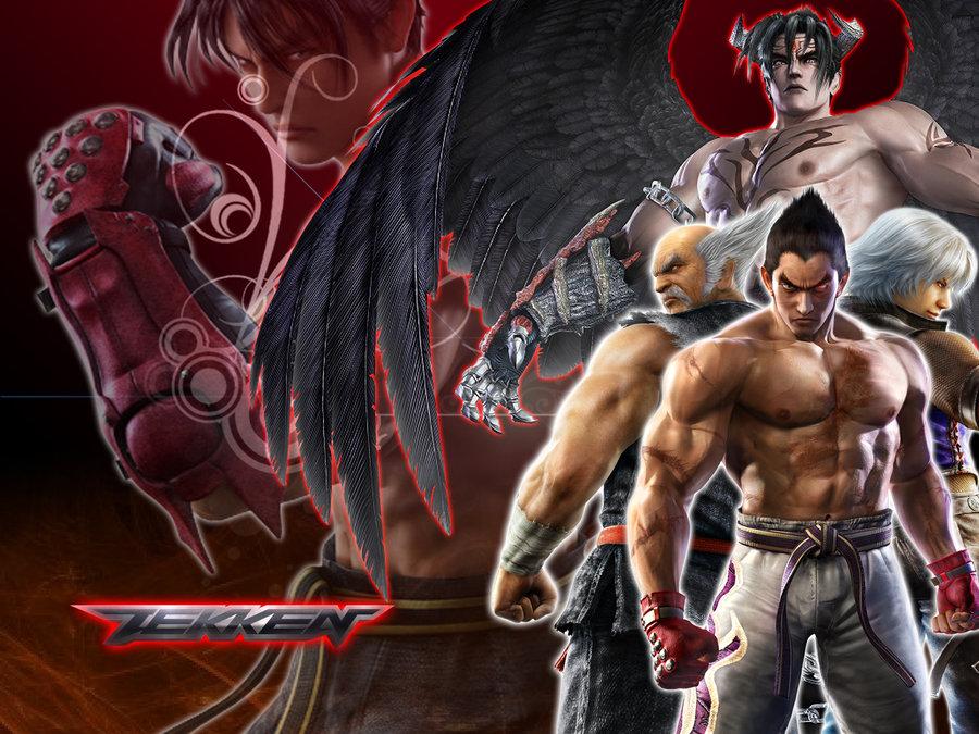 Tekken Official Wallpaper HD by jin 05 900x675