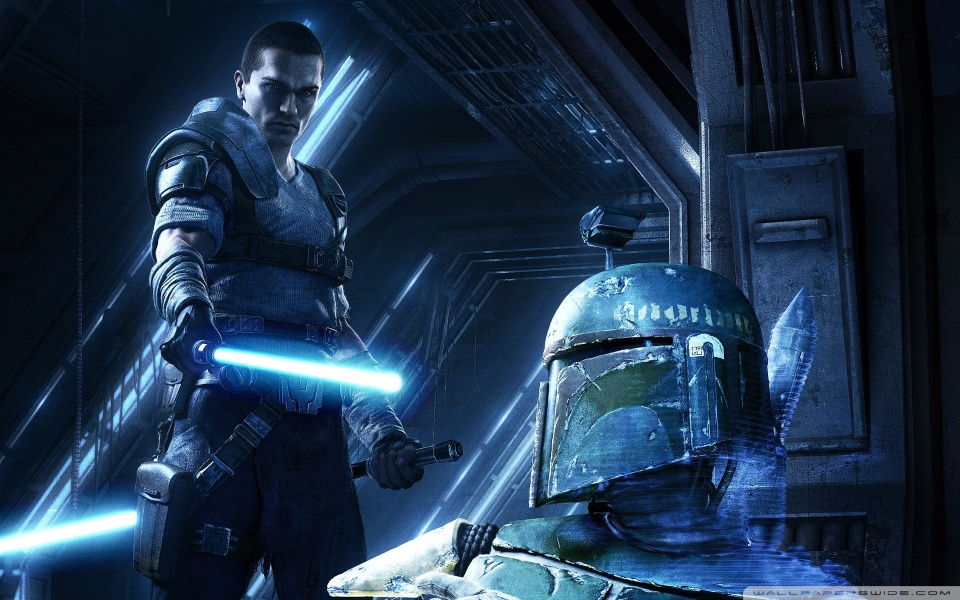 artistic star wars the force unleashed wallpaper wallpapers55com 960x600