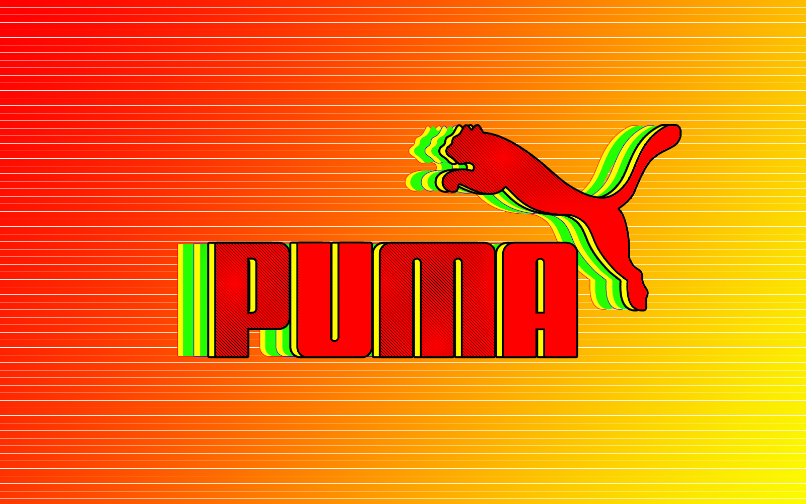 Go Back Images For Pumas Logo Wallpaper 1600x1000