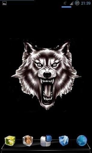 Wolf 3D Live Wallpaper Screenshot 1 307x512