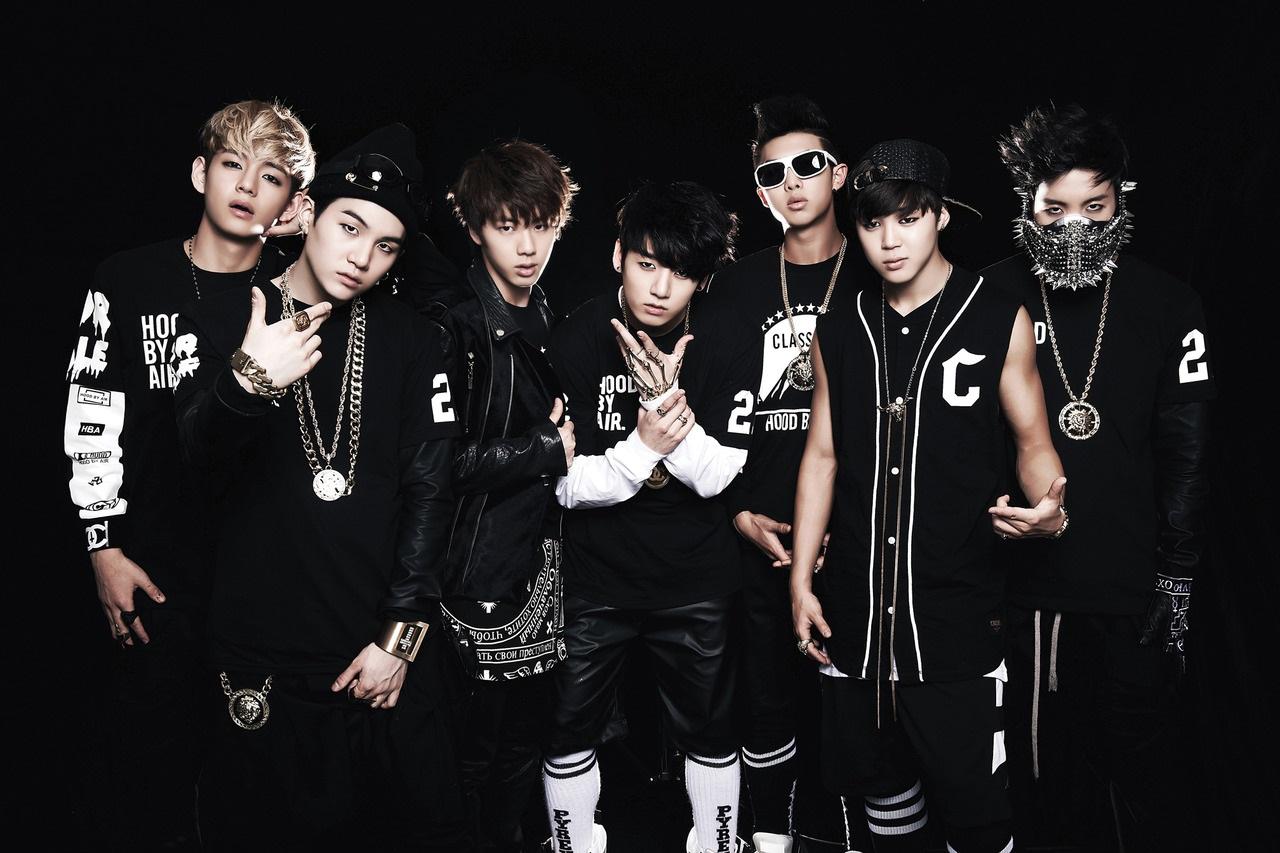 POP BTS   2 Cool 4 Skool Photoshoot 1280x853