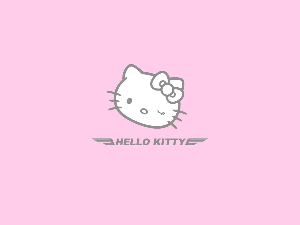wallpaper hello kitty   Wallpapers 1024x768