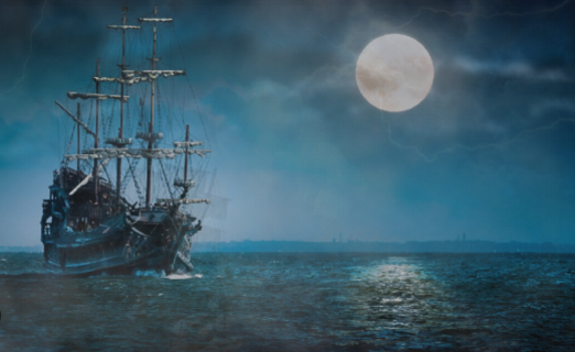 Animated Sailing Ships Wallpaper with sounds 522x320