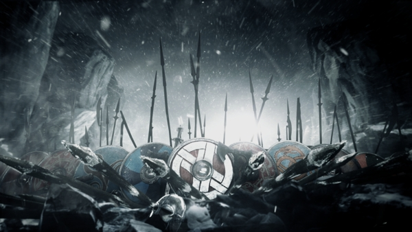 Vikings   Visual Identity Abduzeedo Design Inspiration 600x338