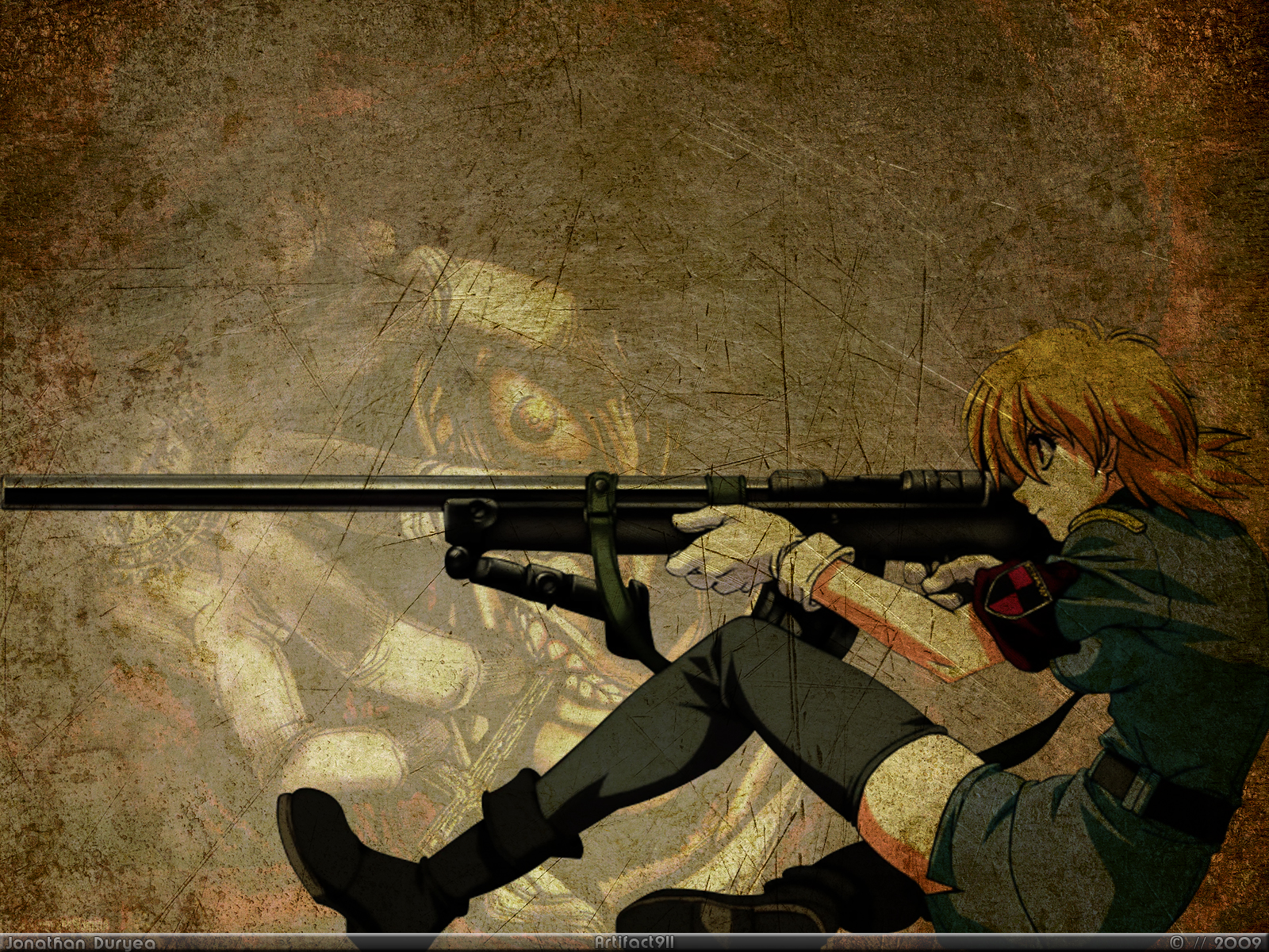Hellsing Seras Victoria wallpaper   ForWallpapercom 1600x1200