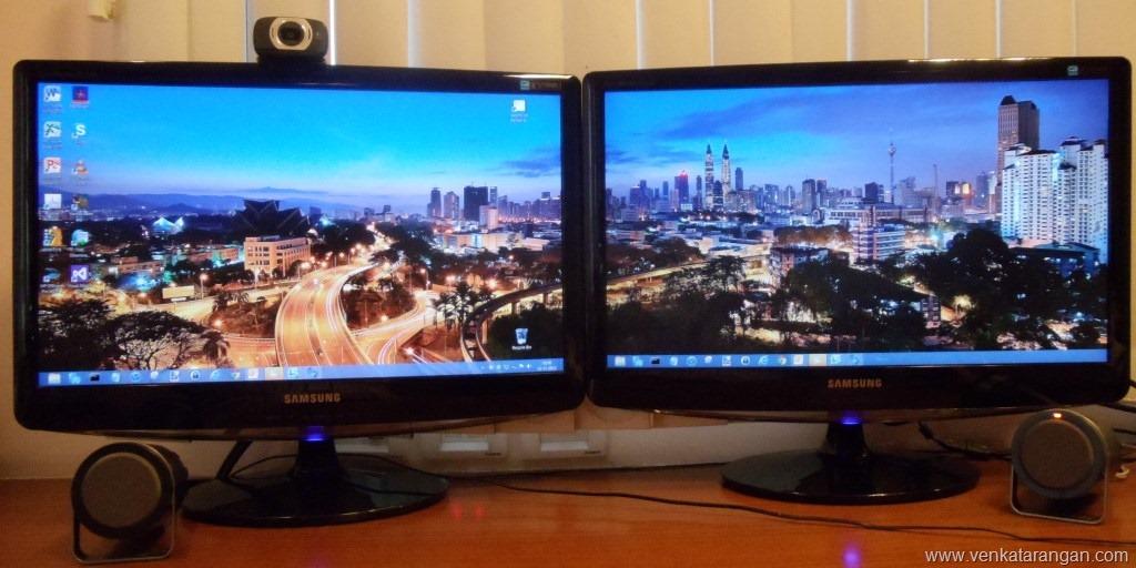 dual monitor wallpaper setup windows 7 wallpapersafari