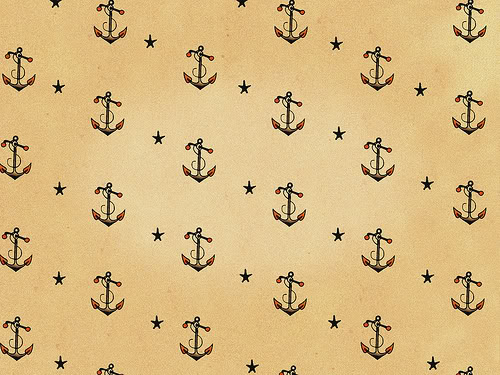 Old School Anchor Wallpaper Old School Anchor Desktop Background 500x375