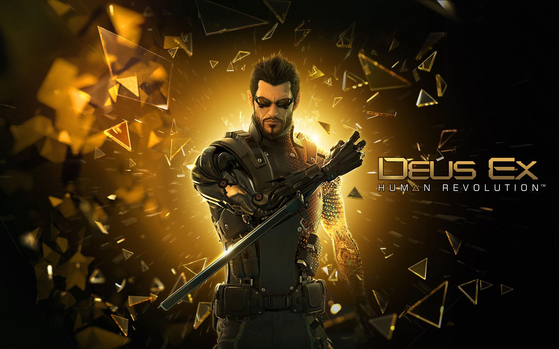 Deus Ex Human Revolution   Wallpaper by Christian2506 on 1920x1200