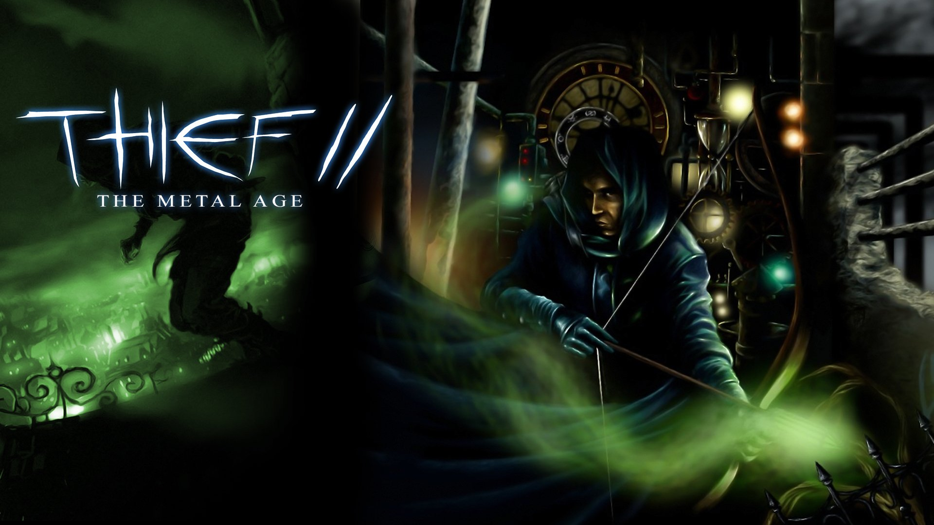 Thief II The Metal Age HD Wallpaper Background Image 1920x1080
