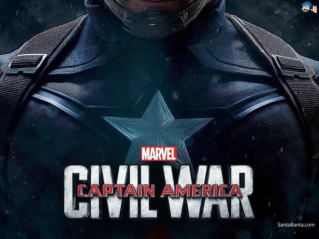Captain America Civil War Movie Wallpaper 7 1024x768