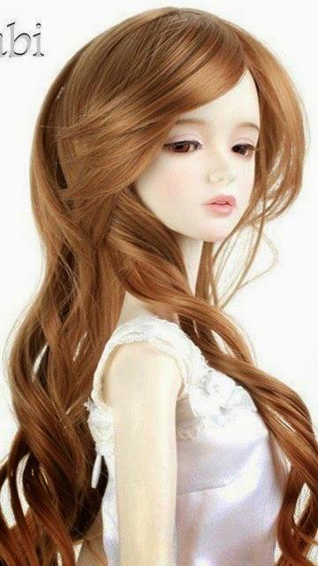 Very cute doll wallpapers wallpapersafari - Cute barbie pic download ...