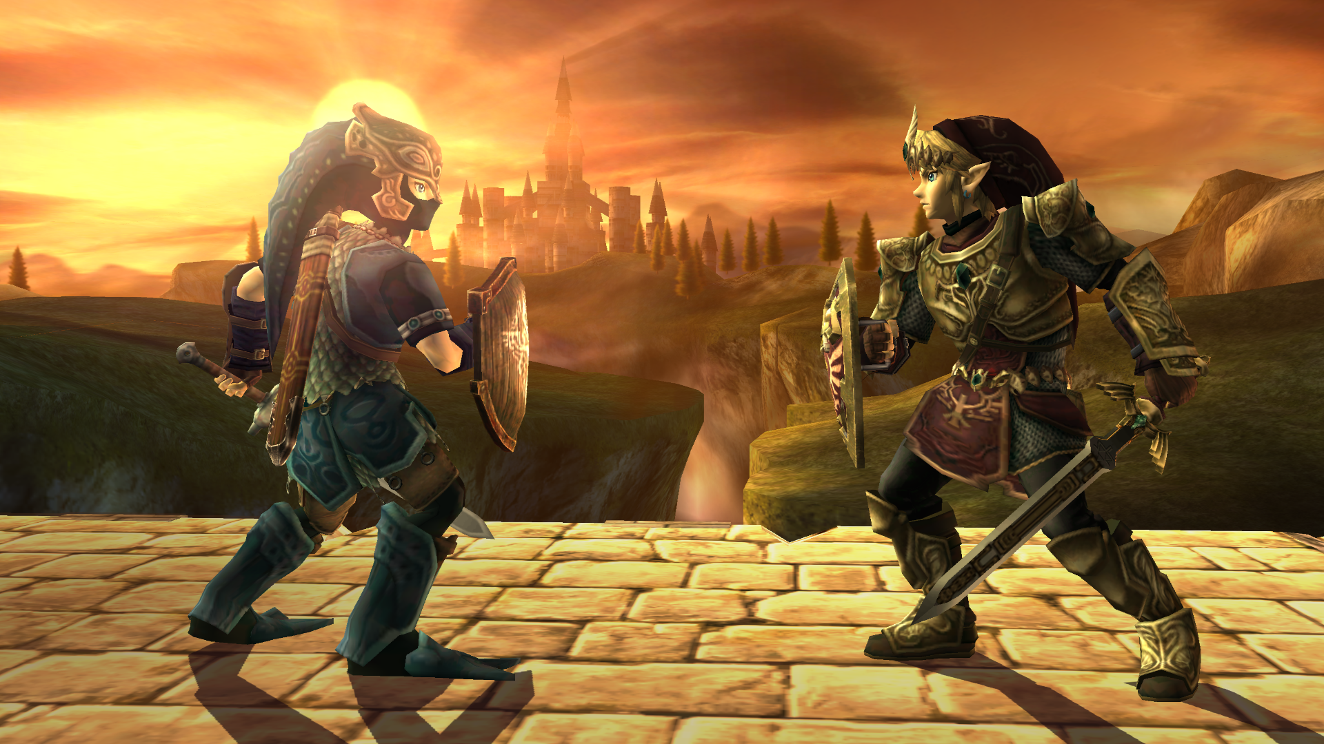 The Legend Of Zelda Twilight Princess Wallpapers HD 1920x1080