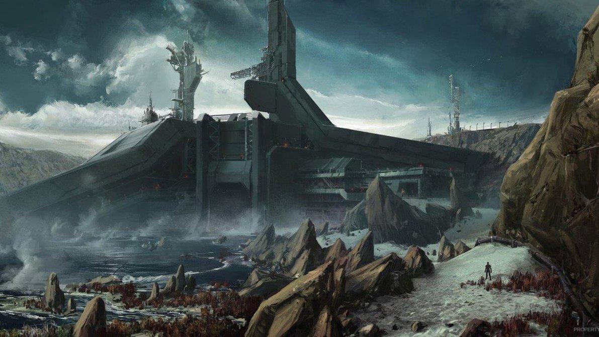 47+] Halo 5 Concept Art Wallpaper on WallpaperSafari