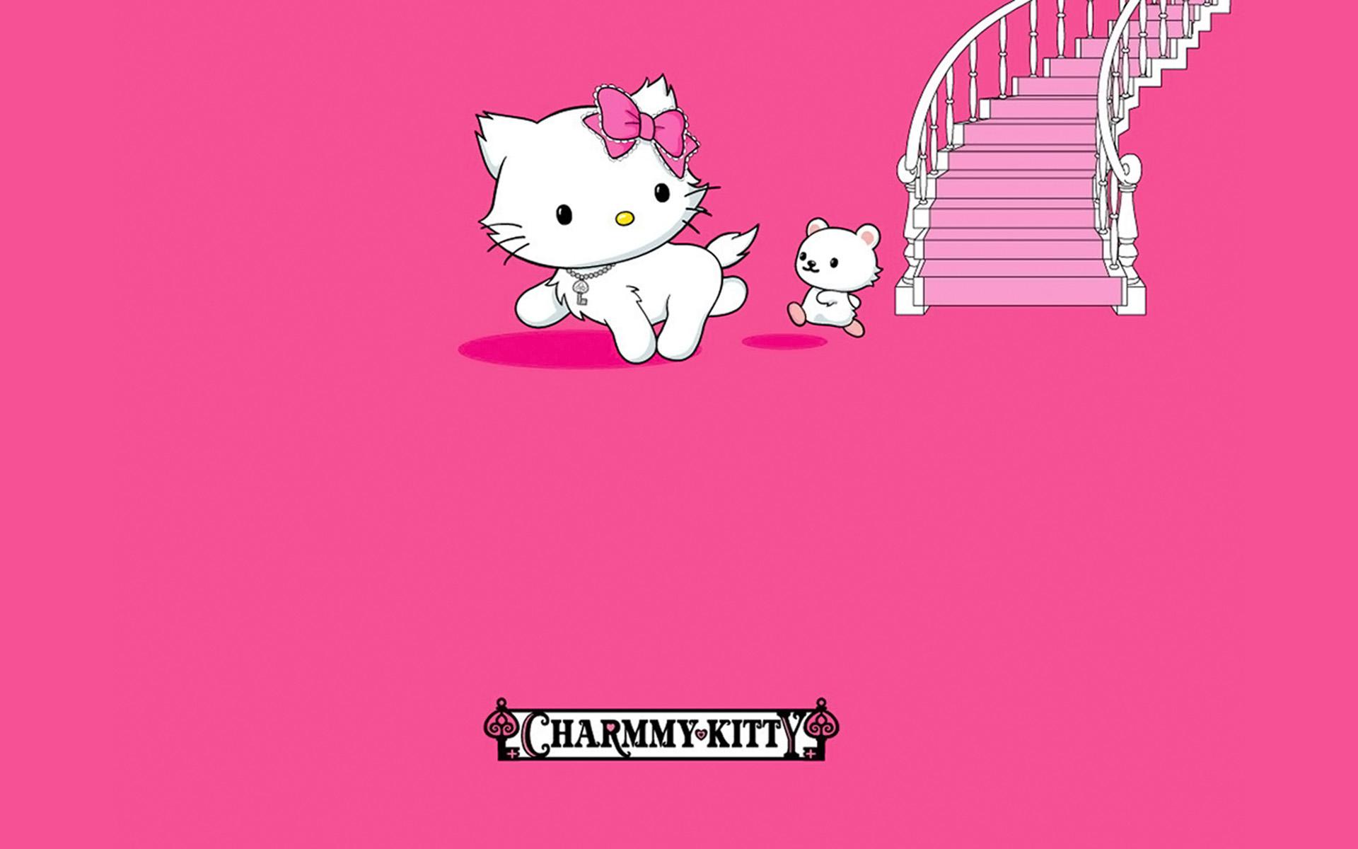 Charmmy Kitty wallpaper   432523 1920x1200
