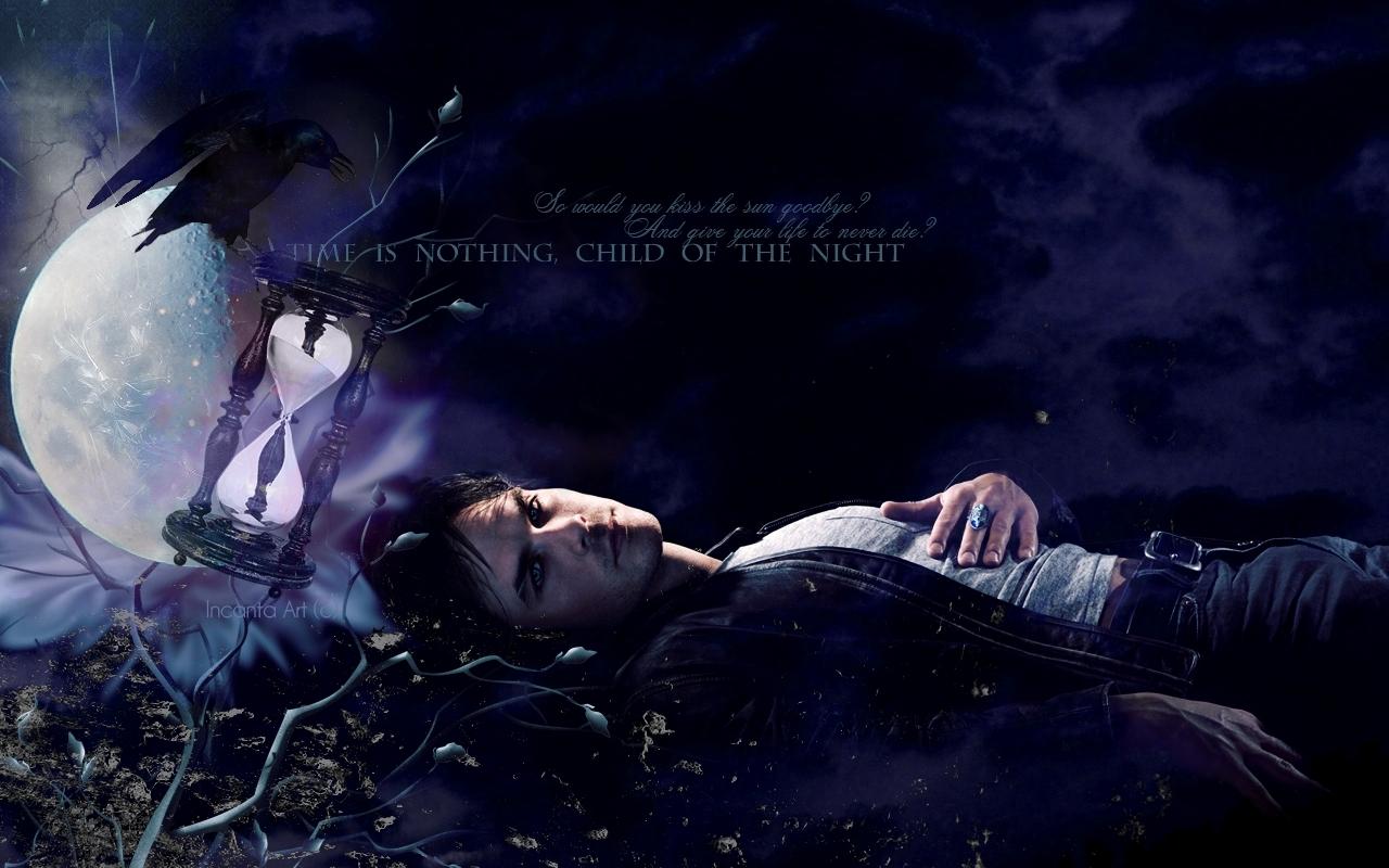 The Vampire Diaries images Damon Salvatore HD wallpaper 1280x800