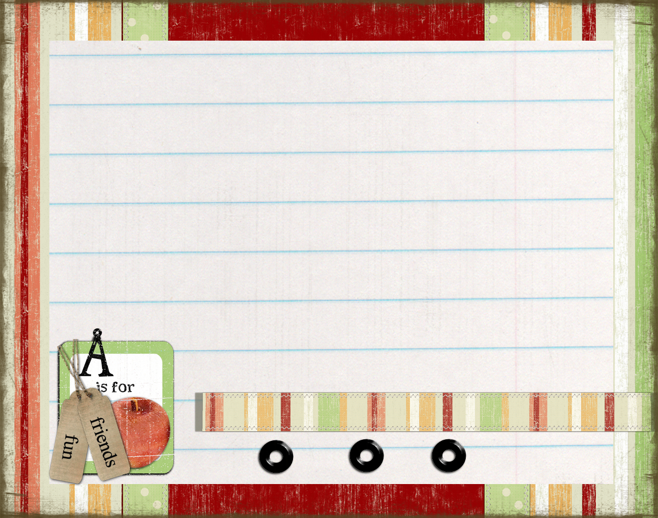 abc notepaper back to school backgrounds wallpapersjpg 1280x1007
