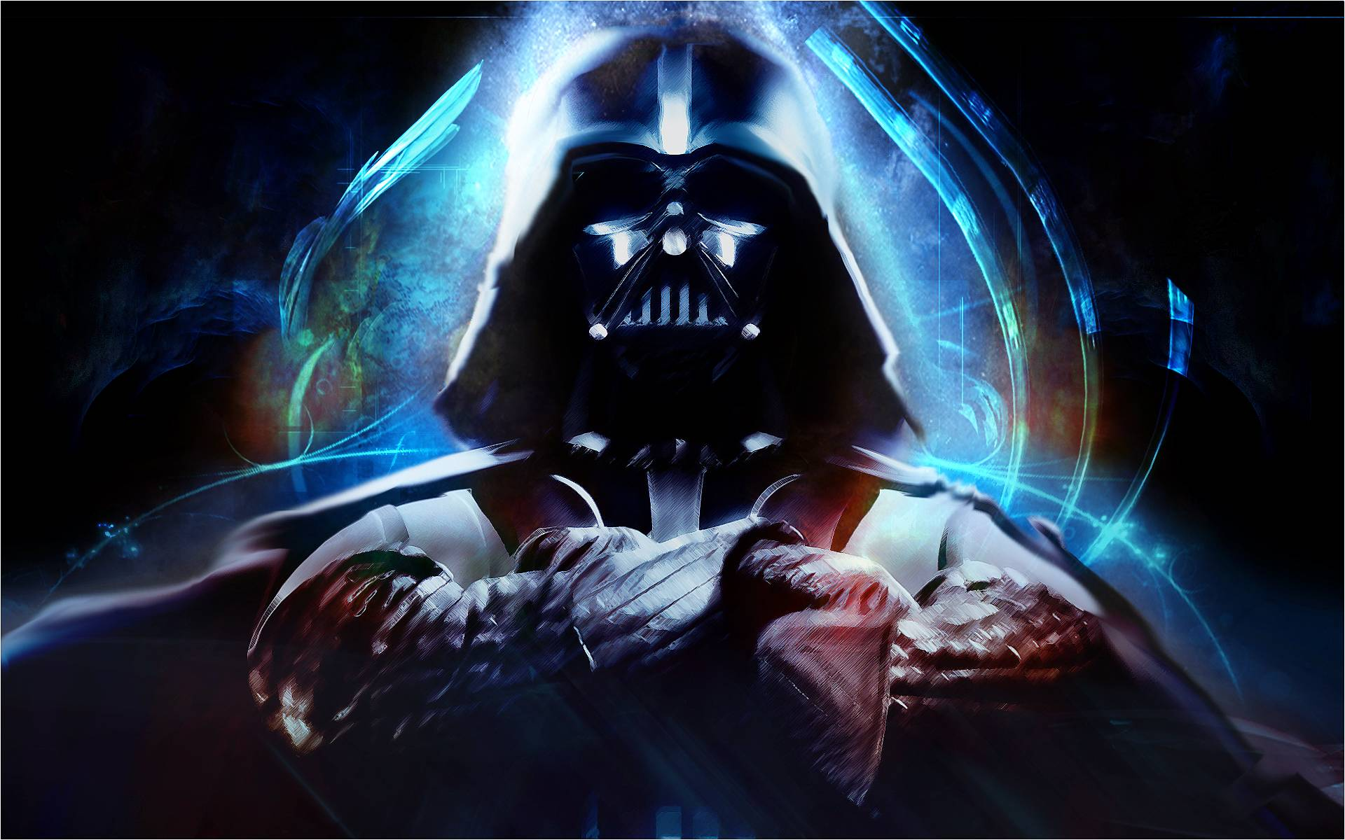 Star Wars Darth Vader Wallpapers 1920x1200