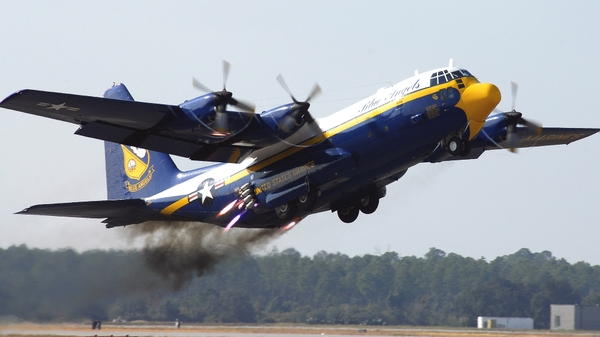hercules blue angels Angels Wallpapers Desktop Wallpapers 600x337