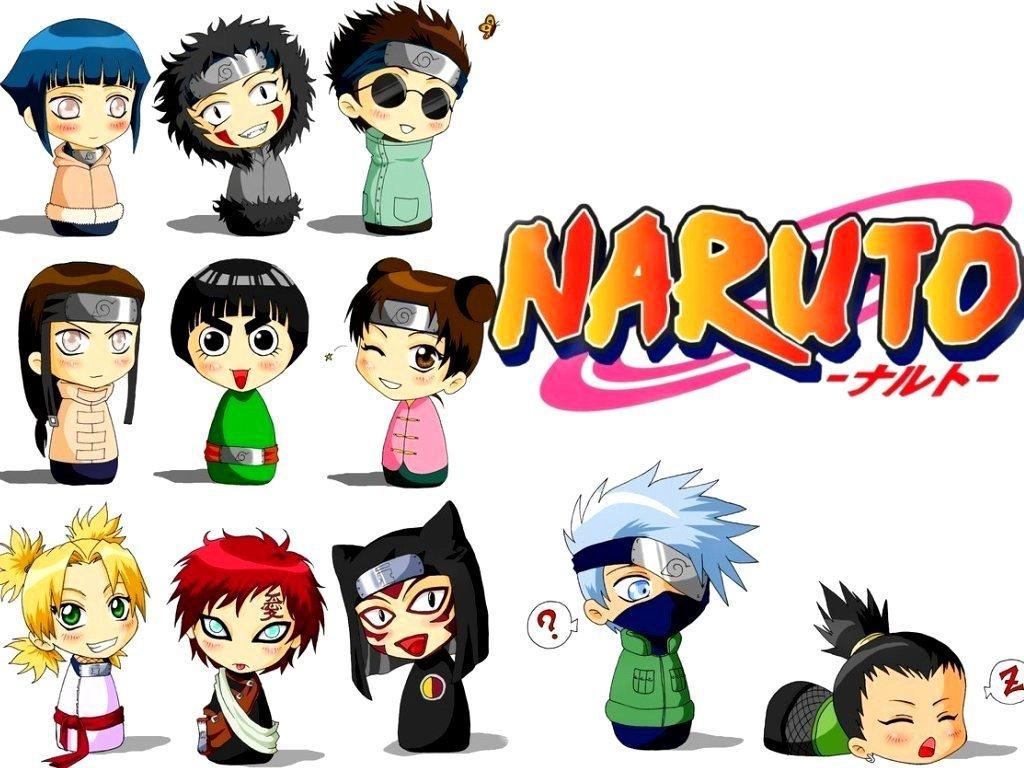 Chibi Naruto Wallpaper 4140427 1024x768