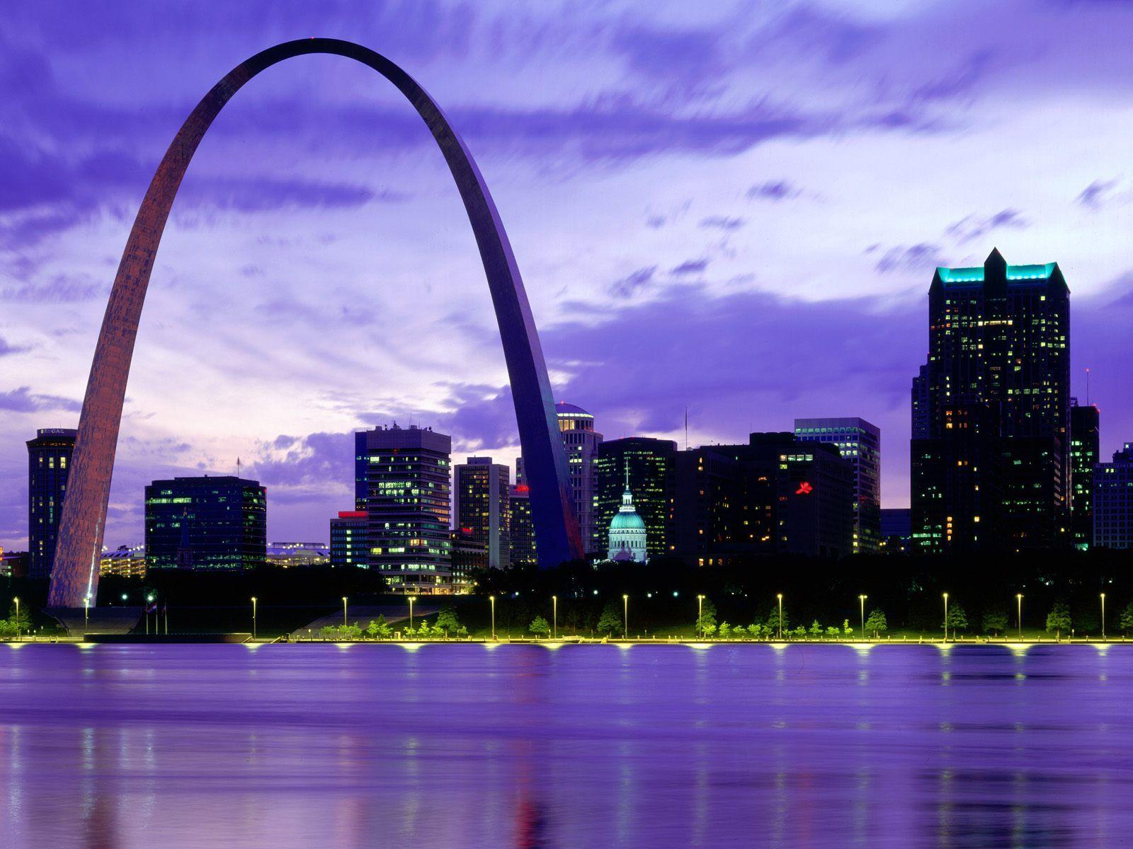 St Louis Missouri postcard Meet Me in St Louis Missouri wallpaper 1600x1200