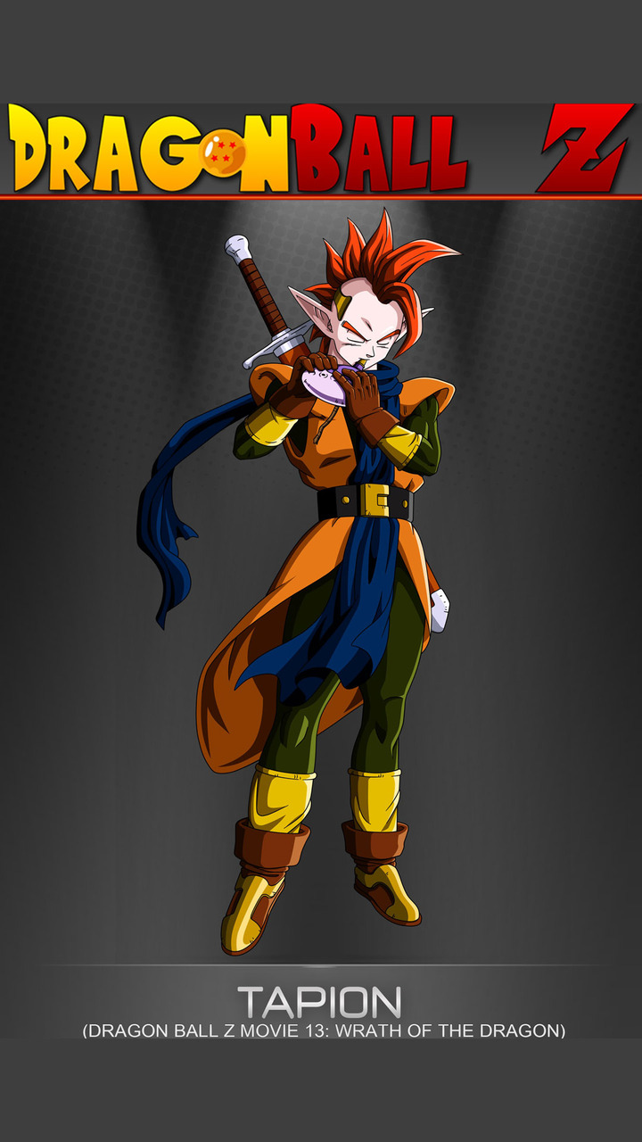 Tapion   Dragon Ball Z Mobile Wallpaper 12443 720x1280