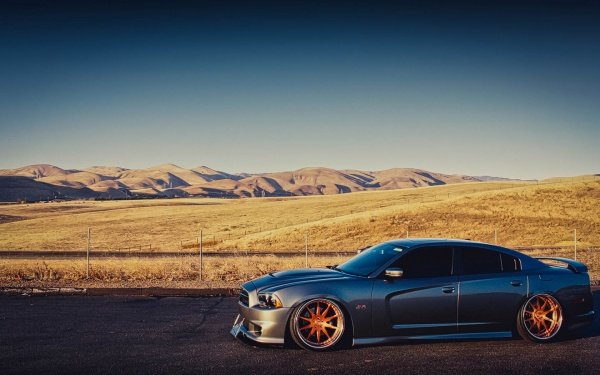Dodge Charger Slammed Wallpapers 600x375