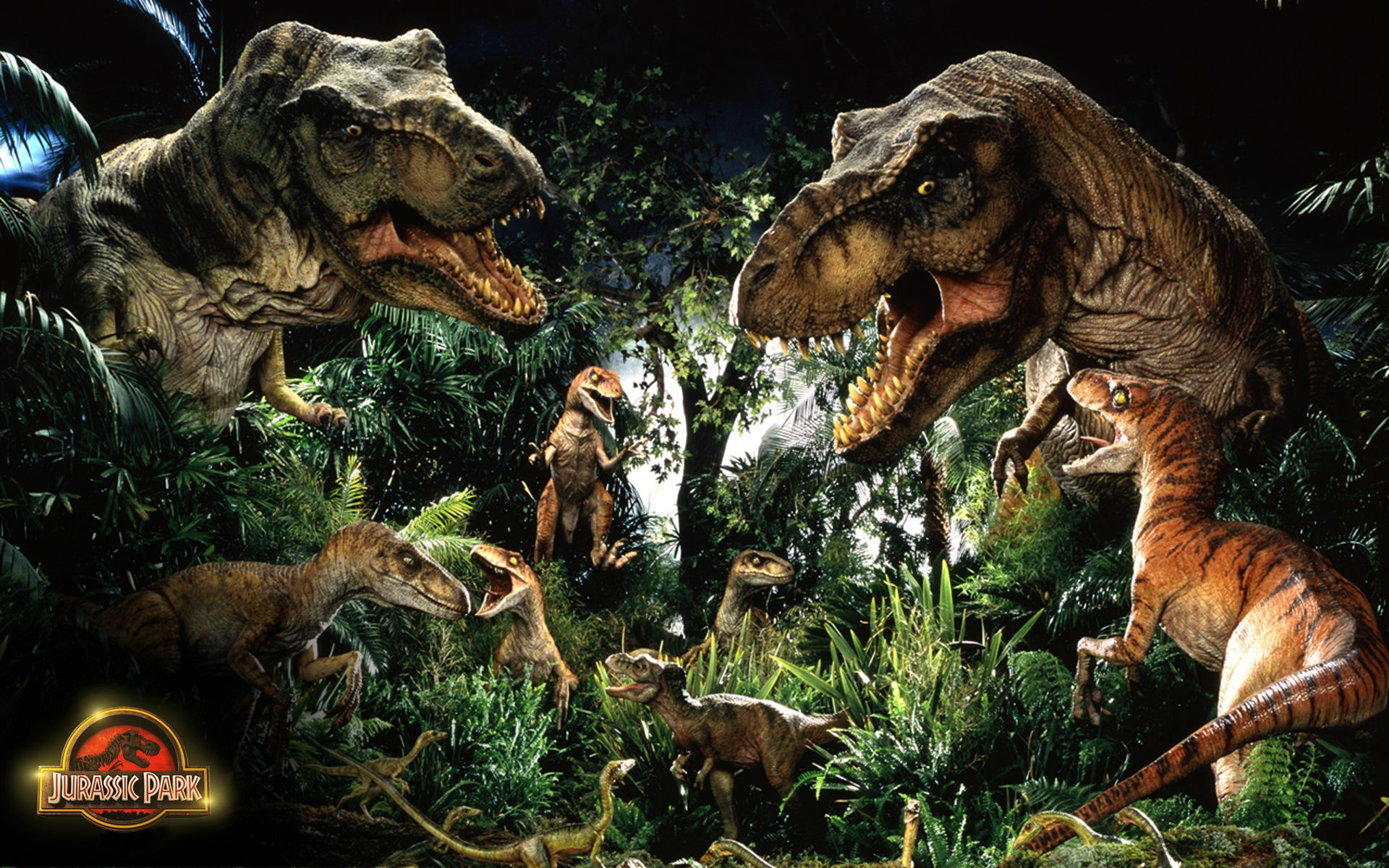 Elicottero Jurassic Park : Jurassic park t rex wallpaper wallpapersafari