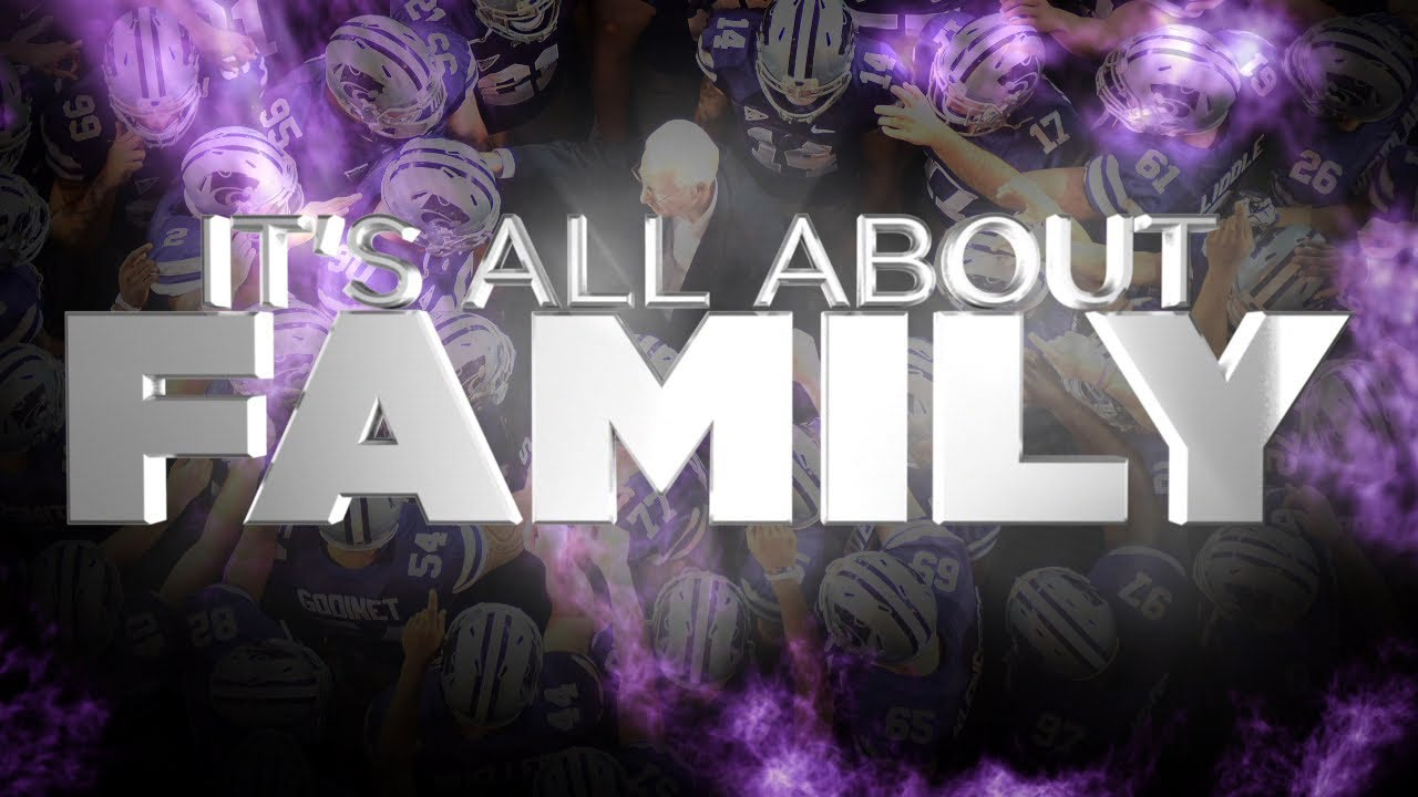 Its All About Family K State Football 1280x720