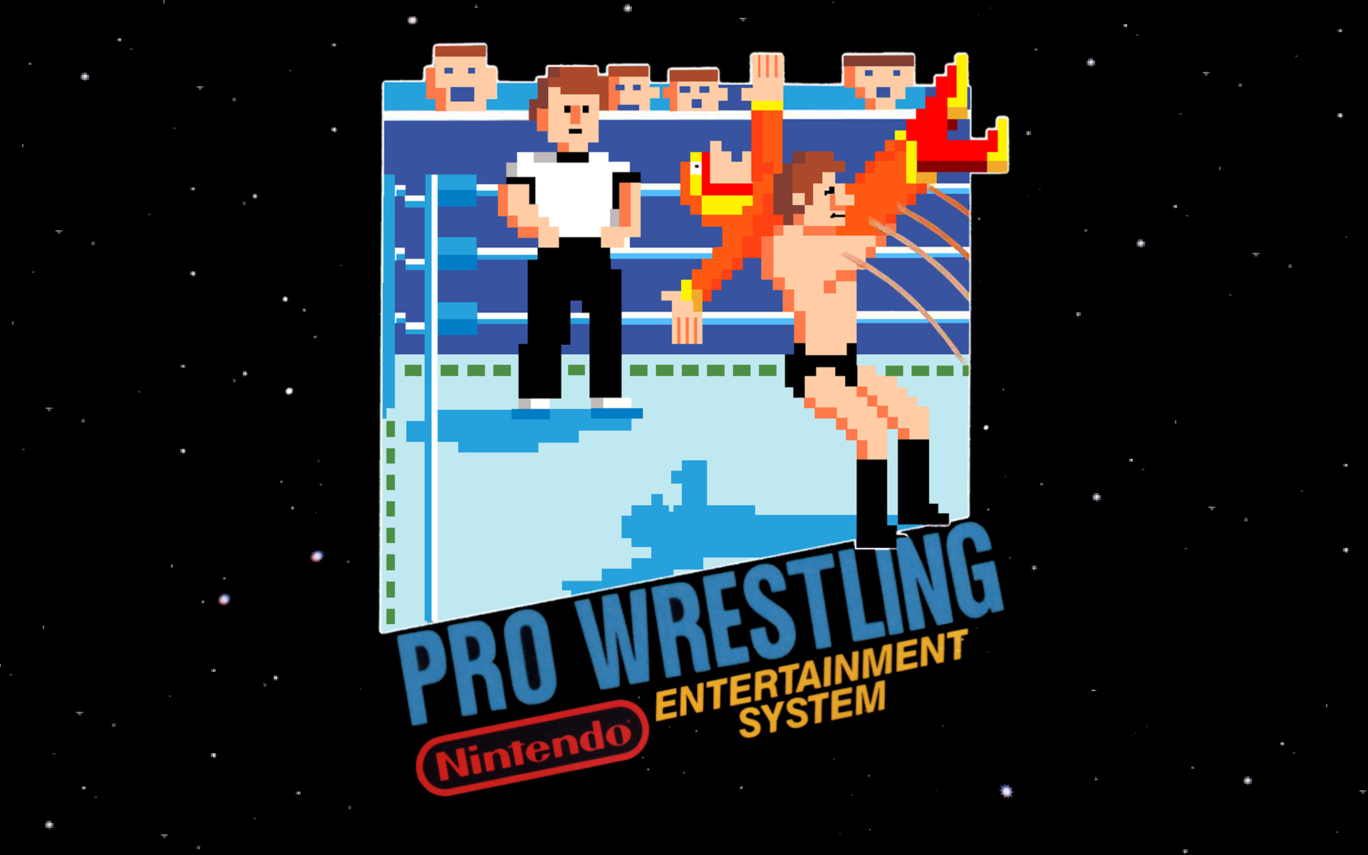 Video Game   Pro Wrestling Wallpaper 1920x1200