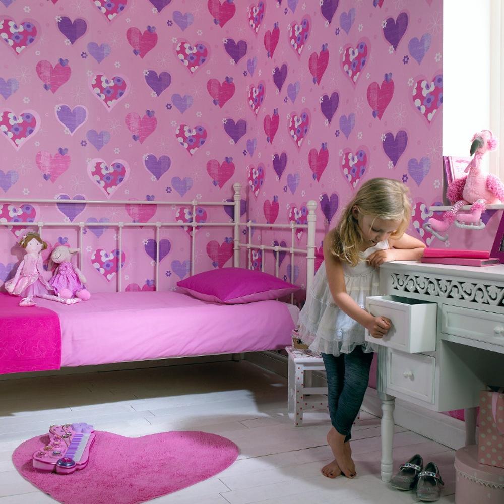 Surprising 49 Kids Bedroom Wallpaper On Wallpapersafari Download Free Architecture Designs Grimeyleaguecom