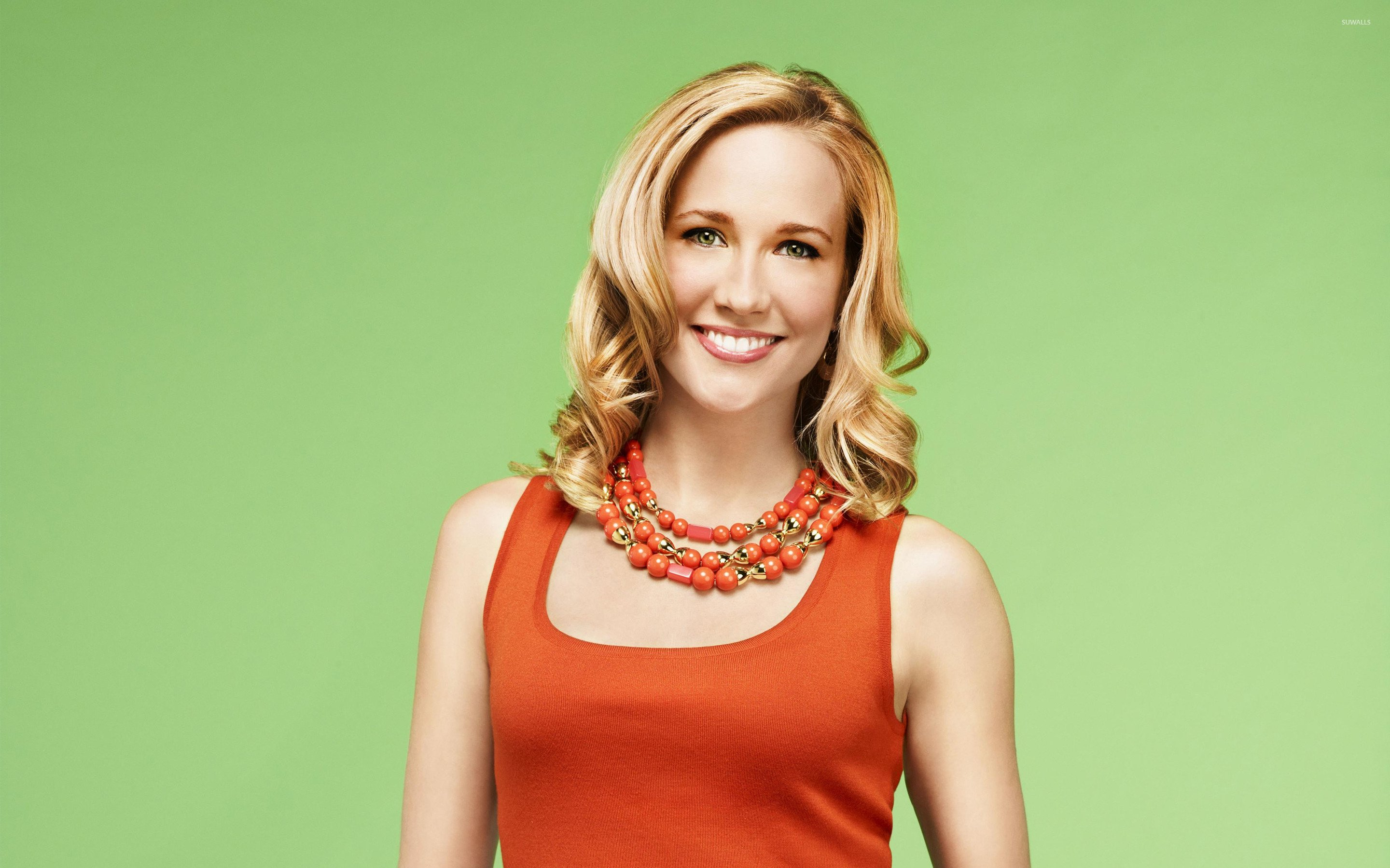 Anna Camp wallpaper   Celebrity wallpapers   20133 1366x768
