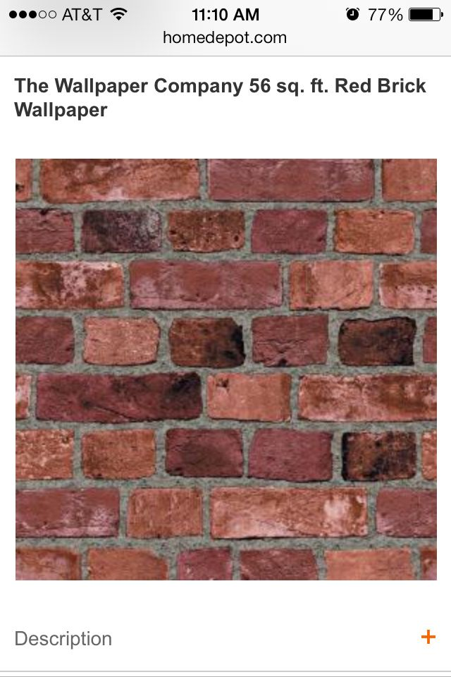 Brick Wallpaper 640x960