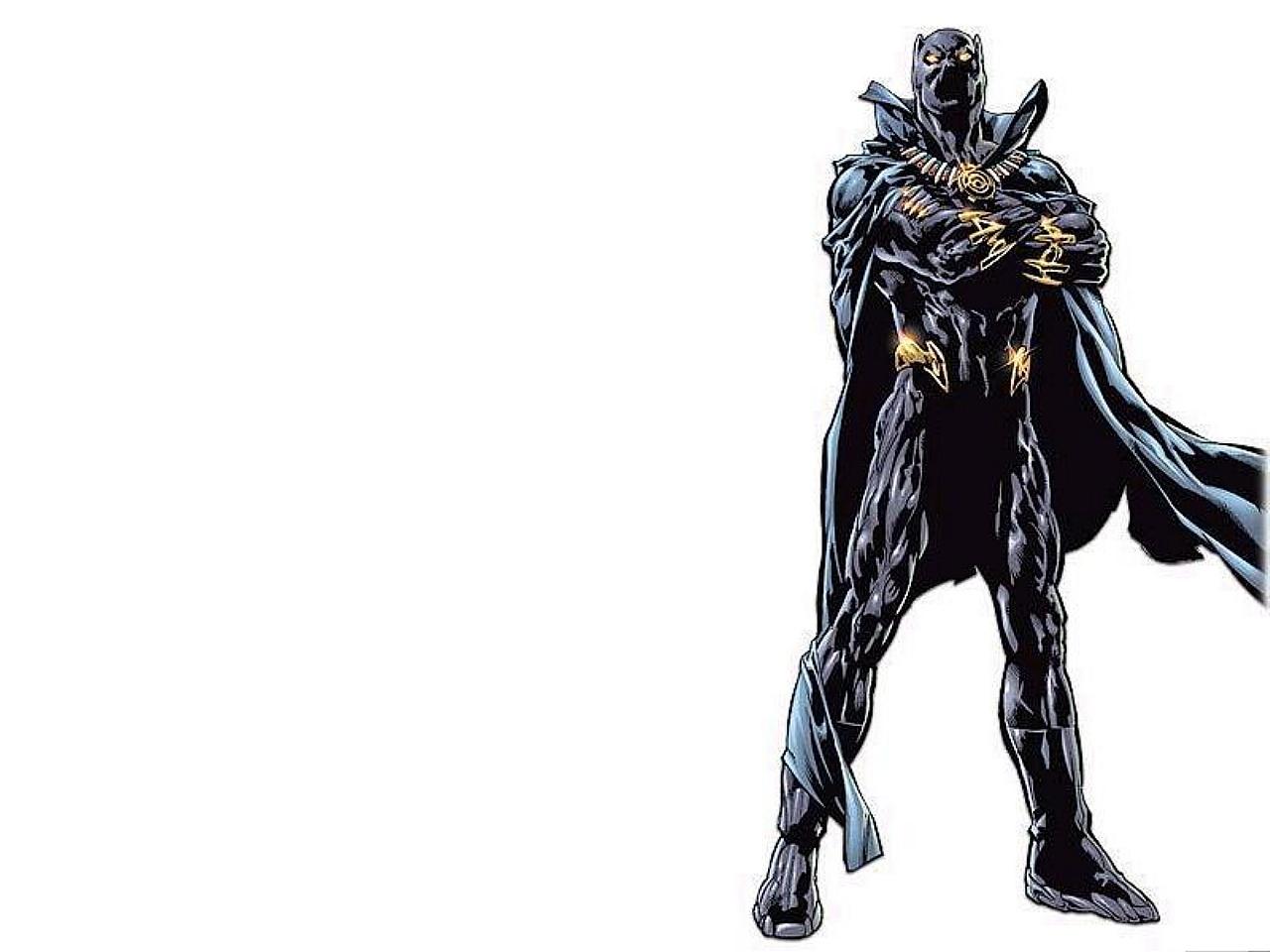 Marvel Black Panther Wallpaper Desktop 1280x960