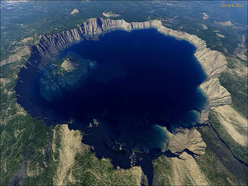 Crater Lake National Park Hd 7 Background   Trendy Wallpapers 1024x768