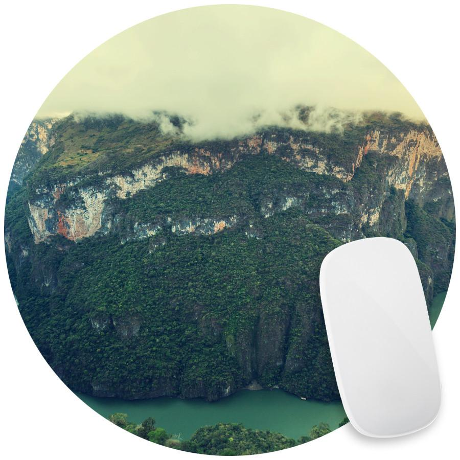 Sumidero Canyon River Gorge Mouse Pad Decal WallsNeedLove 900x900