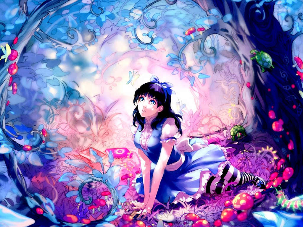 Kawaii Anime images ᄂ♥кαωαιιღαηιмє gιяℓ♥ᄂ .