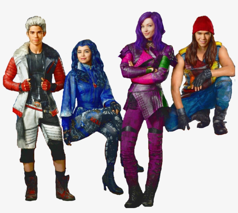 Disney Descendants Png   Descendants Transparent Background PNG 820x735