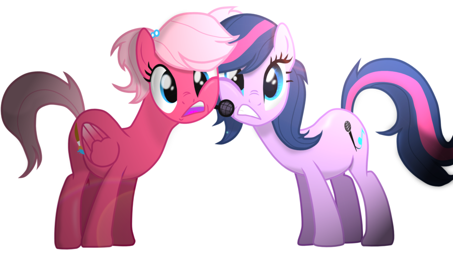 Zoey Trent and Minka Mark by LucasH EquipeNaxus 900x530