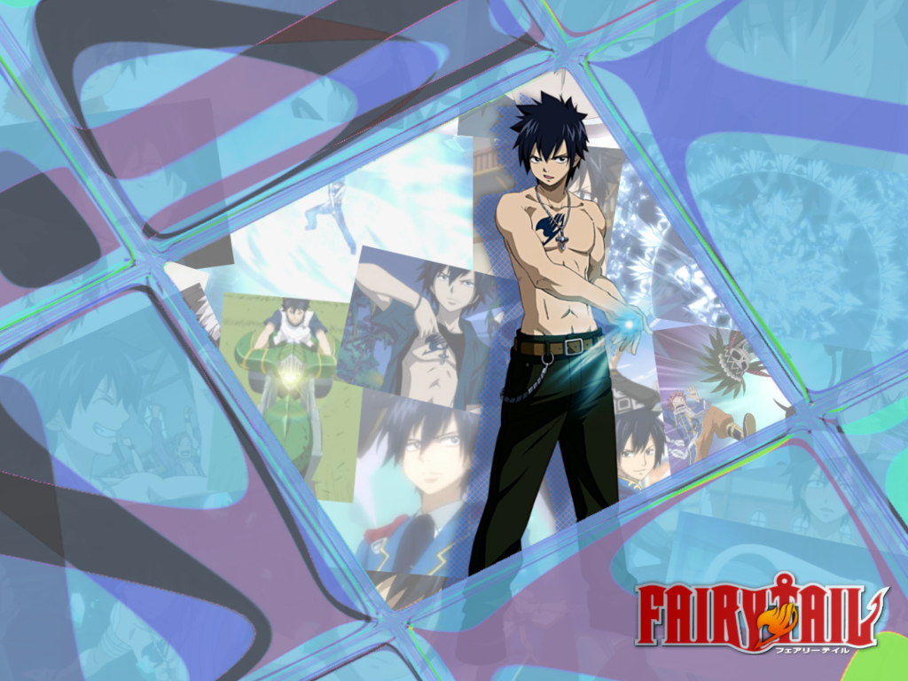 Fairy Tail   Gray Wallpaper by rubypearl31 on deviantART 1024x768