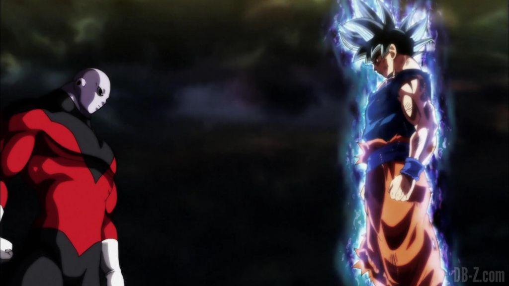 Dragon Ball Super il design di Jiren e Goku Ultra Istinto 1024x576