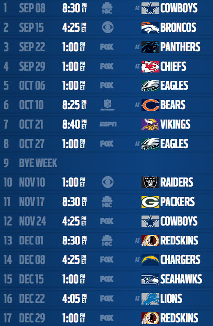 photograph regarding New York Giants Printable Schedule identified as Cost-free obtain Contemporary York Giants Printable Routine 2014 2015