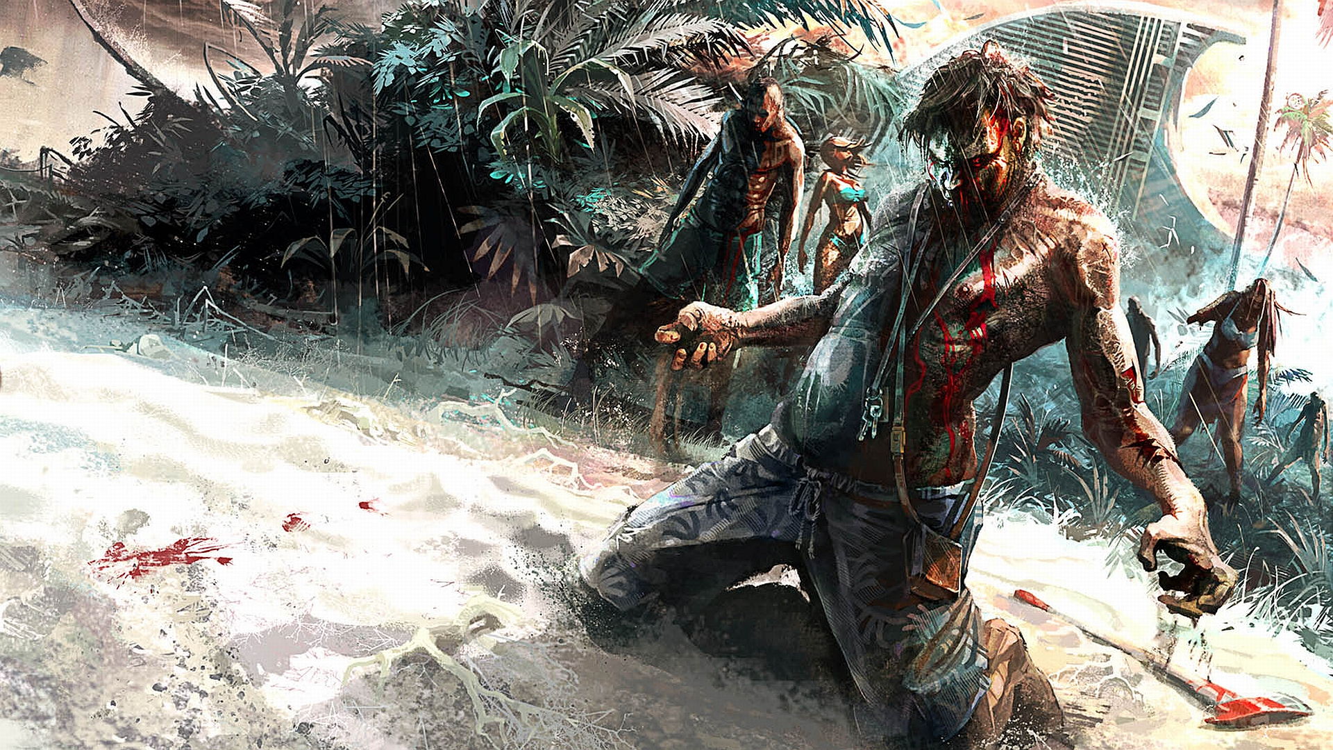 First Dead Island 2 Footage is Colorful and Bloody – The ...